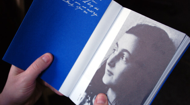 The Diary of Anne Frank. (PHOTO:  Romea.cz)