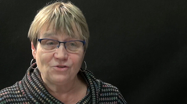 Anna Šabatová, Public Defender of Rights, Czech Republic (2018). (PHOTO: ROMEA TV)