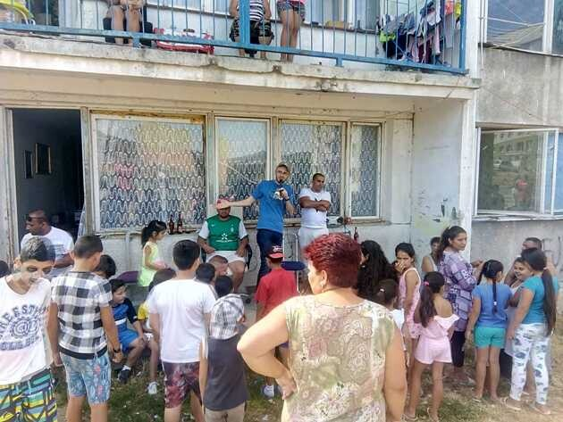 Community Day at the Chanov housing estate (2019). (PHOTO:  Adam Komenda)