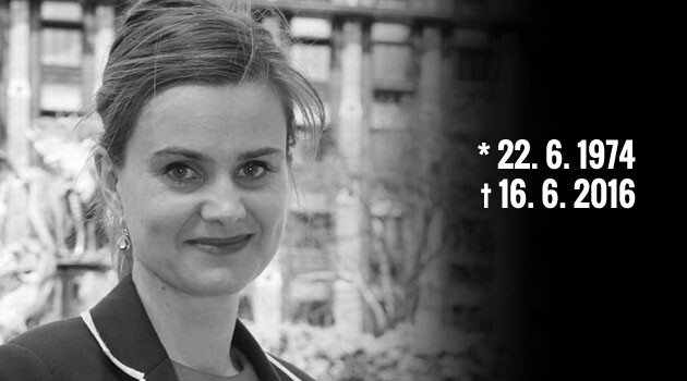 The British Labour MP Jo Cox was murdered in 2016 by 52-year-old Thomas Alexander Mair, who singled her out because he viewed her as a