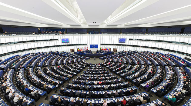 The European Parliament in Brussels (PHOTO: Wikimedia Commons)