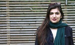 Ghoncheh Ghavami, arrested to take part in a pacific demonstration against prohibition for women to attend Volleyball matches along men