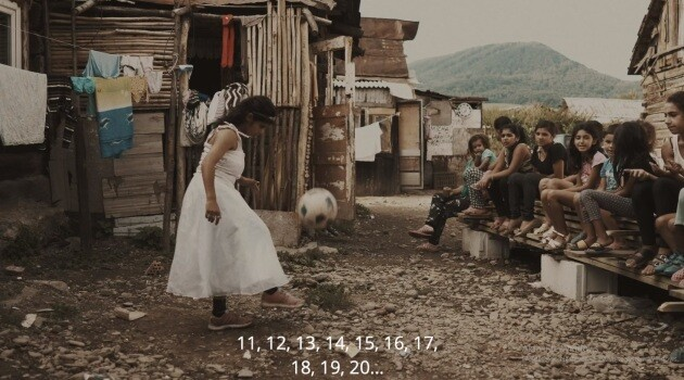 The main characters in the poetic film Silent Days (Hluché dny) are hearing impaired children from excluded localities and Romani settlements in Slovakia. (PHOTO:  still from the trailer)