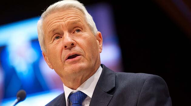 Council of Europe Secretary General Thorbjørn Jaglan. (Photo: Council of Europe)