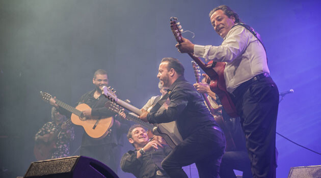 Gypsy Kings - The Original Gypsies of Camargue (FOTO: Lagardere No Limits)