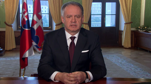 President of the Slovak Republic Andrej Kiska.