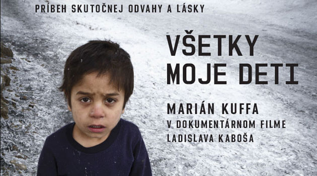 The poster for the 2014 Slovak documentary