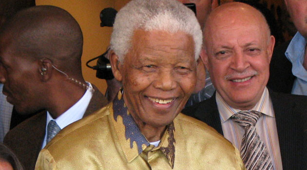 Nelson Mandela (FOTO: Flickr, South Africa The Good News)