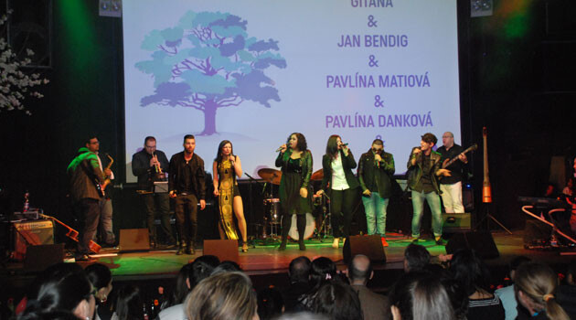 On 8 April 2016, International Roma Day, the La Fabrika club in Prague, Czech Republic held a celebration with the motto of
