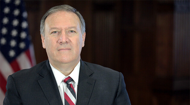 Americký ministr zahraničí Michael Pompeo (FOTO: Wikimedia Commons, Office of the President-elect)