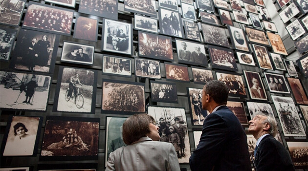 The United States Holocaust Memorial Museum in Washington, D.C. (PHOTO:  obamawhitehouse.archives.gov)