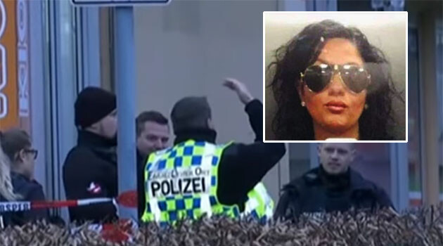 One of the victims of the Hanau shooting was a 35-year-old Romani woman, Mercedes K. (Collage:  Romea.cz)