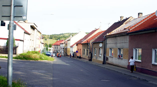 The Czech town of Obrnice. (PHOTO: Hadonos, WikiMedia Commons)