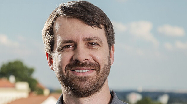David Oplatek is a social worker and member of the Brno-střed Municipal Department local assembly.