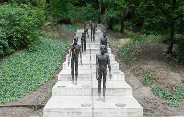 The monument to the victims of Communism in Prague, Czech Republic. (Photo:  Confederation of Political Prisoners)