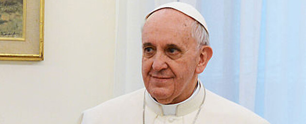 Pope Francis (PHOTO: Casa Rosada)