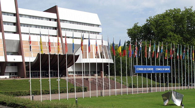 The building of the Council of Europe in Strasbourg, France. (PHOTO:  Elwood j blues, Wikimedia Commons)