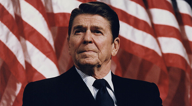 Ronald Reagan (FOTO: National Archives, www.archives.gov)