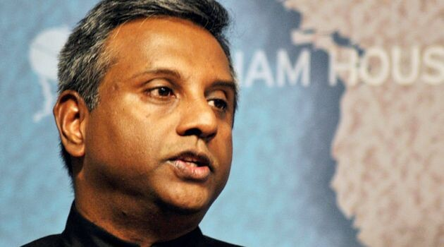 Salil Shetty, generální tajemník Amnesty International (AI). Foto: Wikipedia