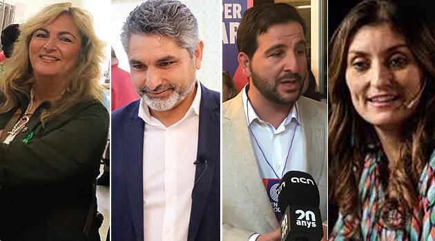 Spain: Two Romani men and two Romani women elected to national