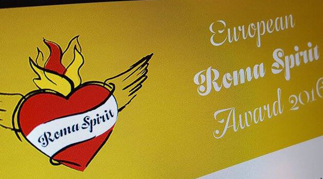 European Roma Spirit Award 2016