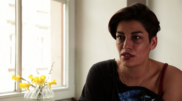 Edita Stejskalová (PHOTO:  Still from the documentary film Europe:  Which Children Matter?)
