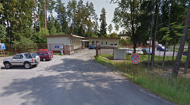 The Bělá-Jezová foreigner detention facility in the Czech Republic. (PHOTO:  Google Maps)