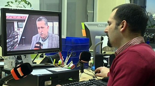 The Prima television station in the Czech Republic is defending itself against criticism of its manipulative reporting on Christian refugees from Iraq. (PHOTO:  TV Prima)