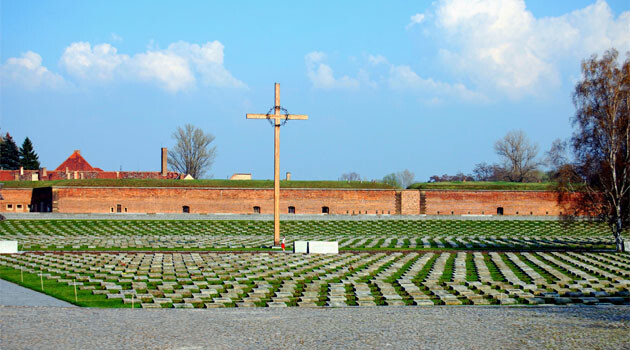 The National Cemetery at Terezín. (PHOTO:  Ladislav Faigl, Wikimedia Commons)