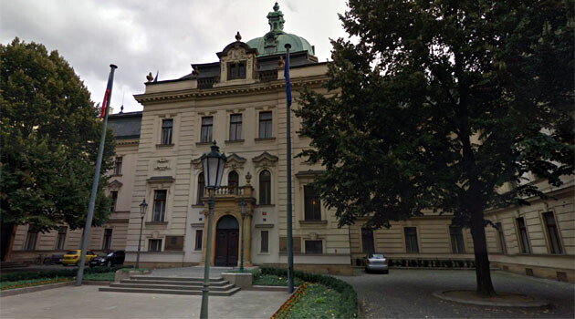 Office of the Government of the Czech Republic (PHOTO:  Google Maps)