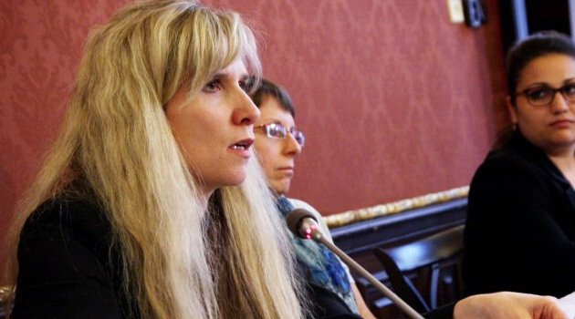 Kateřina Valachová  became the Czech Education Minister in 2015. (PHOTO: www.osf.cz)