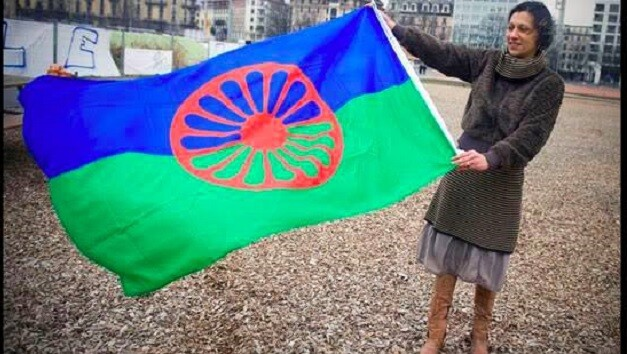 The Romani activist and former Hungarian MEP Viktória Mohácsi. (PHOTO: Facebook profile of Viktória Mohácsi)