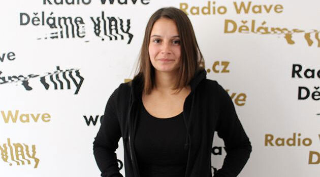 Jitka Votavová (PHOTO:  Láďa Bruštík, Radio Wave)