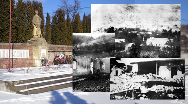 In the Slovak villages of Kľak a Ostrý Grúň, the anti-partisan Edelweiss commando murdered 148 civilians in January 1945. The victims ranged in age from a three-month-old baby girl to a 78-year-old man.